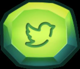 sns button twitter